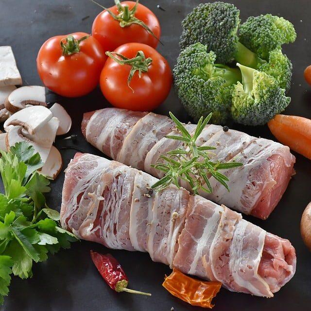 Lækker mad fra måltidskasser